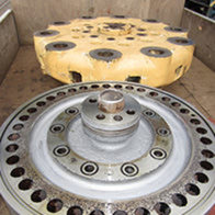 Restoring and manufacturing marine machinery components
