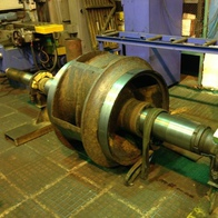 Industrial equipment repair